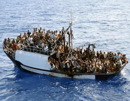 قصص حقيقية عن مراكب الموت واللجوء الى اوروبا